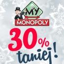 Moje Monopoly – wyjątkowa gra teraz w super cenie 59 zł!