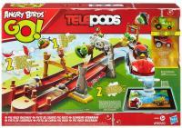 Gra dla małych dzieci Hasbro Angry Birds Go Raceway A6030